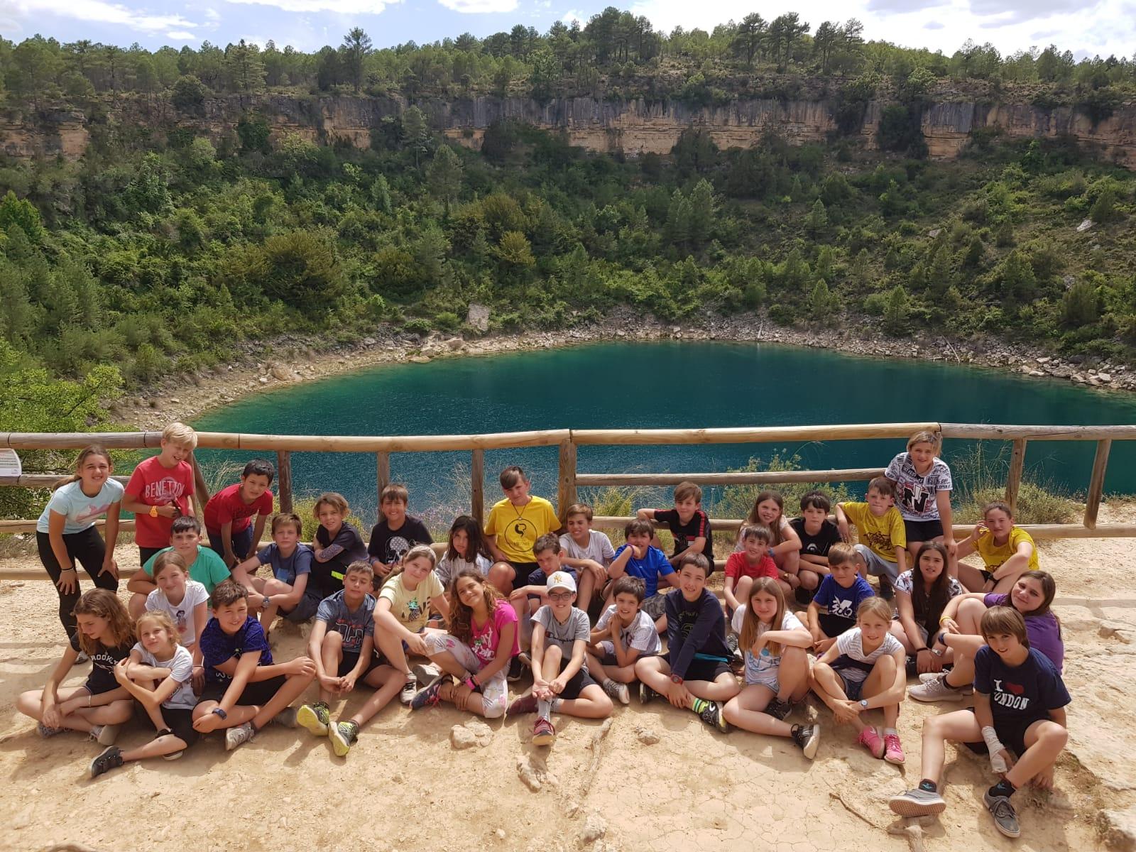 Viatge d'estudis a Conca