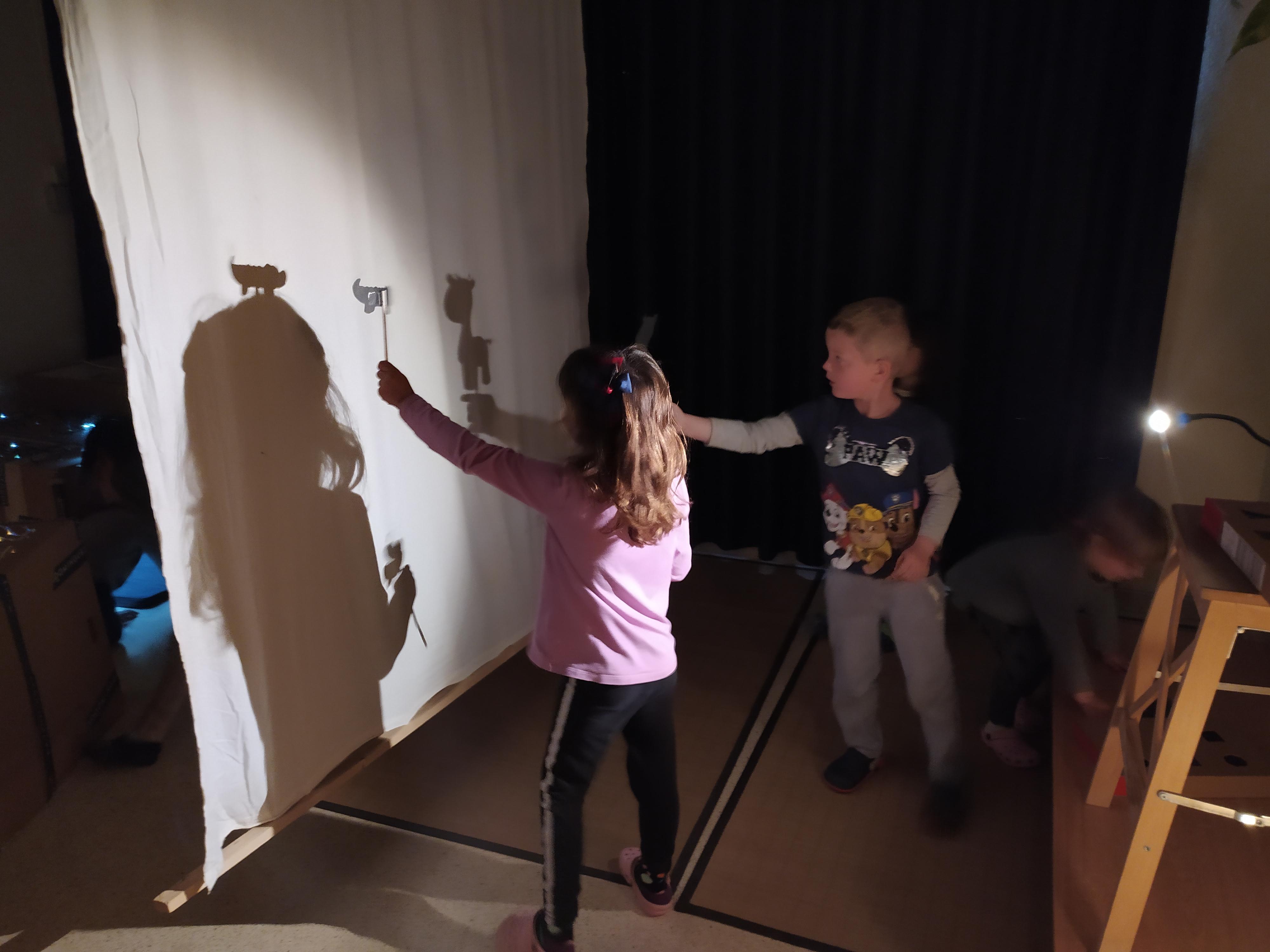 Instal·lació llums i ombres