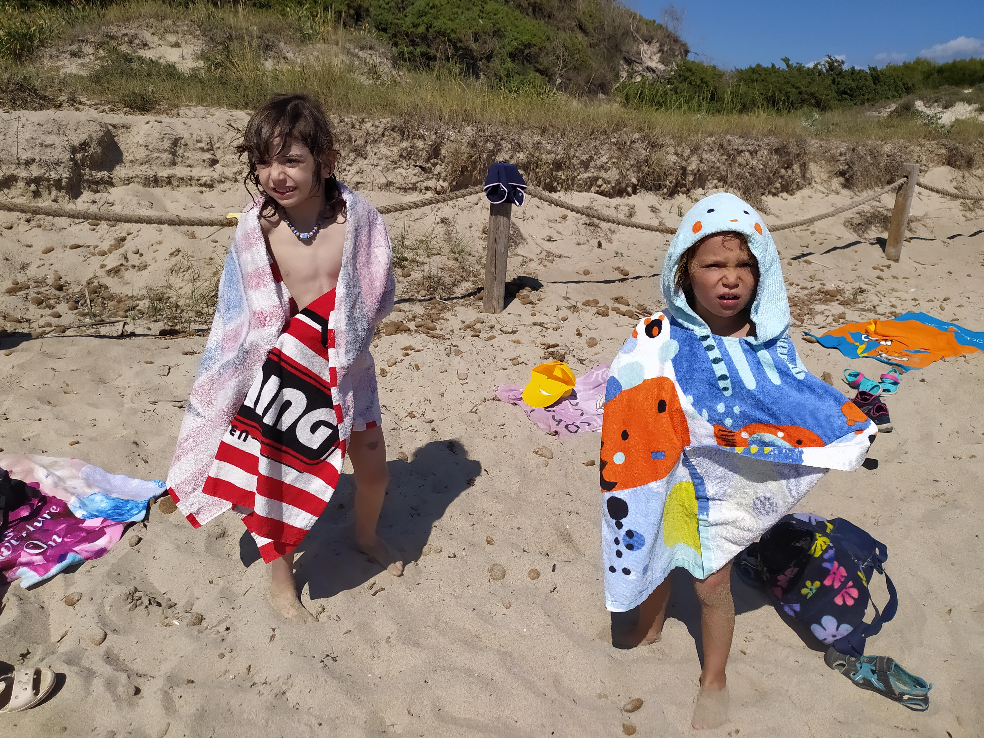 Darrer dia, a la platja!!