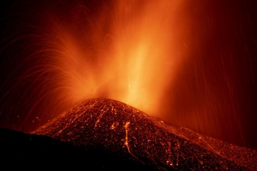 Volcà de La Palma